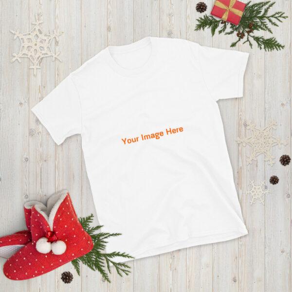 ersonalized Short-Sleeve Unisex T-Shirt